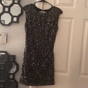 Size S semi-formal dress